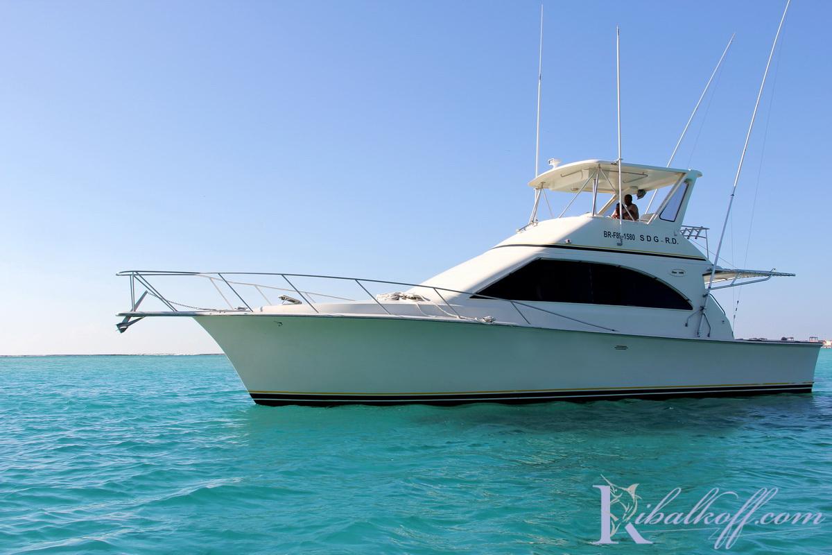 Аренда яхты для морских экскурсий Доминиканская Республика, Пунта Кана