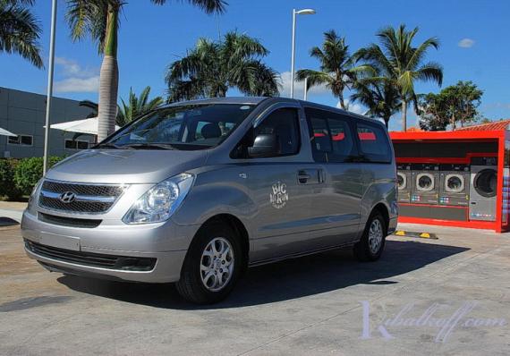 minivan transfer iz Boca Chica y Bayahibe y La Romana i Juan Dolio