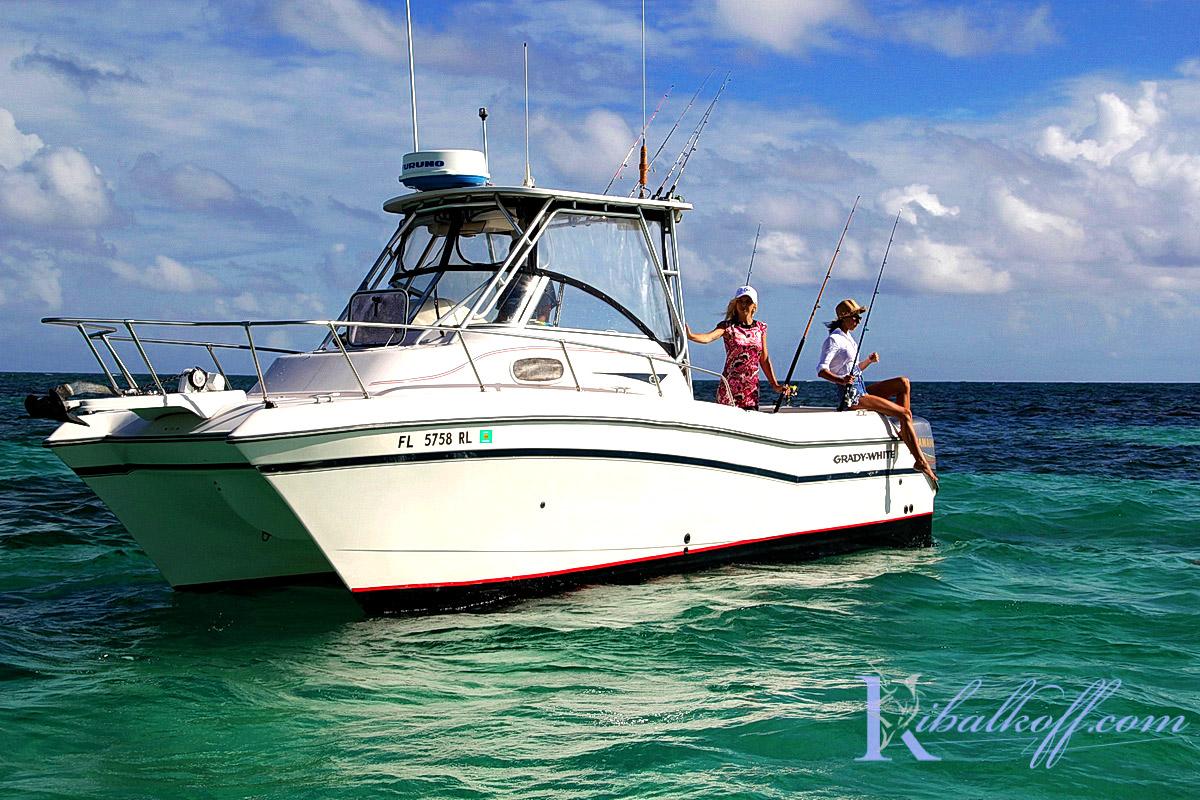Донная и рифовая рыбалка на спиннинг в Доминикане